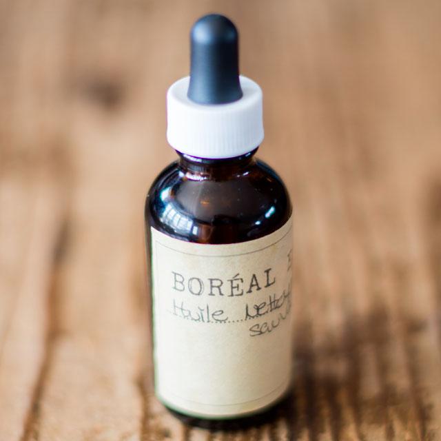 Le nettoyage à l'huile du visage